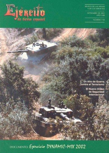 Nº 738 2002 Septiembre - Portal de Cultura de Defensa - Ministerio ...