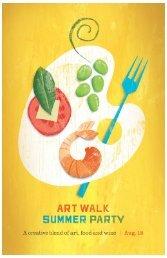Art Walk Booklet (2) - Salt Lake Country Club