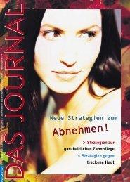 Journal 02/2001 - Kosmetik-Institut biobio Winterthur