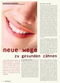 Journal 02/2001 - Kosmetik-Institut biobio Winterthur - Seite 4