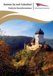 12) Tschechische Republik im Internet - CzechTourism