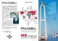 MB Projekt ApS - Pagel Spezial-Beton GmbH & Co. KG