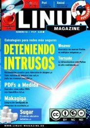 Número 54: Detección de Intrusiones - Linux Magazine