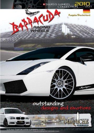 Barracuda Katalog 2010.pdf - ACR Klagenfurt