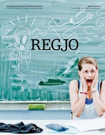 Bildungslücke - RegJo