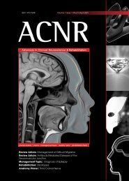 Management of Difficult Migraine Review Article - Advances in ...