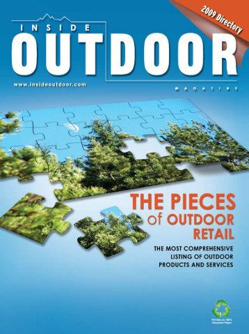 2009 Directory - Inside Outdoor