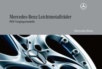 Download PDF - Mercedes-Benz Accessories GmbH