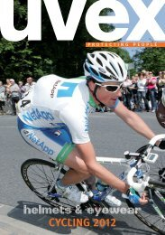 Download uvex cycling info flyer 2012