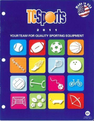 Download Catalog (.pdf) - TC Sports