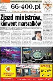 Dziennik aglomeracji gorzowskiej