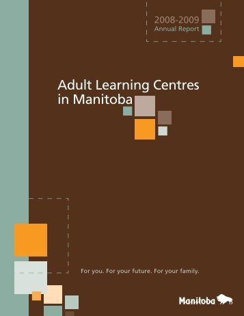 Adult Learning Centres in Manitoba - Education and Literacy