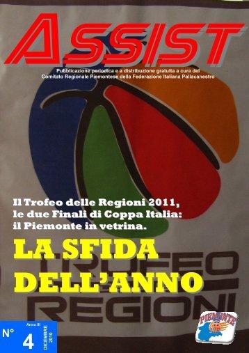 assist - Federazione Italiana Pallacanestro