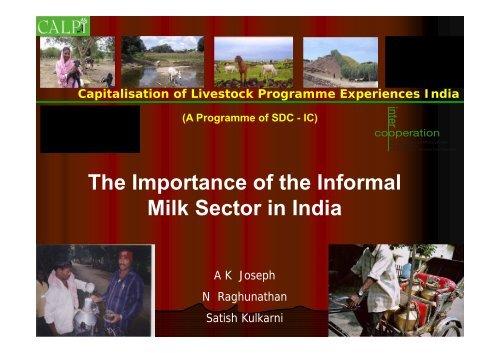 Food - International Livestock Research Institute (ILRI)