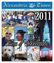 Vol. 7, No. 52 December 29, 2011 www ... - Alexandria Times