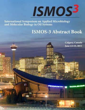 ISMOS-3 Abstract Book - Danish Technological Institute