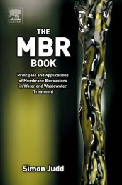 The MBR Book: Principles and Applications of Membrane