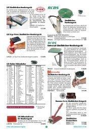 Universal-Zündhütchen-Handsetzgerät