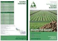 BAUERN FÜR BAUERN - Star Agro Analyse und Handels GmbH