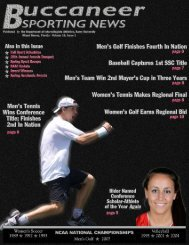 Volume 16, Issue 1 (Summer 2009) - Barry University