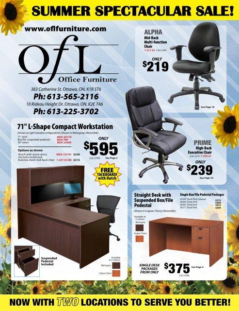 Summer Spectacular Sale Office Furniture Liquidators