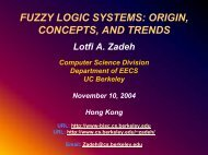 Fuzzy Logic Systems: Origin, Concepts, And Trends - Web ...