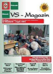 VS Magazin Ausgabe 2 2012 - VS Bürgerhilfe gGmbH