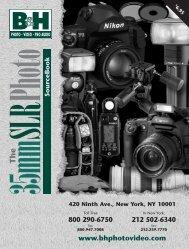 35mm SLR Photo SourceBook