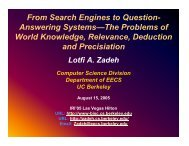 Presentation Slides Download - School of Computing and ...
