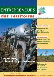 travaux agricoles travaux ruraux - Entrepreneurs Des Territoires
