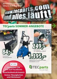 tecparts sommer-Angebote - Amazon Web Services