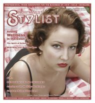 June - Stylist and Salon Newspapers