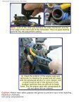 Maintaining & Storing Your Traxxas Nitro Model - Minicars Hobby AB - Page 5