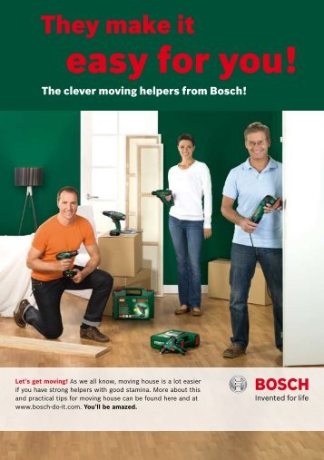 Download product brochure as PDF (1,7 MB - Bosch power tools