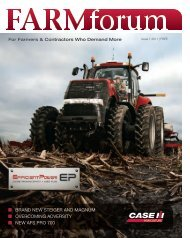 Brand new Steiger and MagnuM OvercOMing adverSity new aFS ...