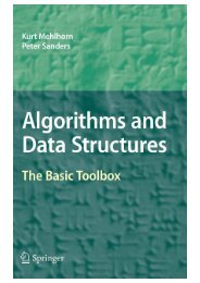 Algorithms and Data Structures - e-maxx