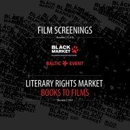 FILM SCREENINGS - Black Market