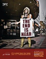 2010 WSFF Programme Guide - Worldwide Short Film Festival