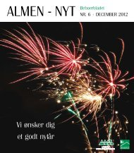 ALMEN-NYT her - Kolstrup Boligforening