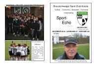 Seite 1 - BSC-Echo.de