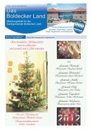 Ausgabe 339   Samstag, den 17. Dezember 2011 - Samtgemeinde ...