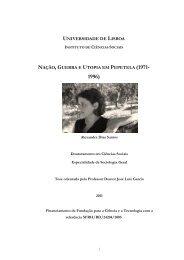 Nação, guerra e utopia em - Adelino Torres