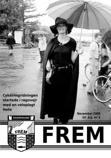 Frem nr. 4 2004 - Egernsund