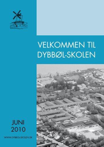 Velkommen til Dybbøl-Skolen