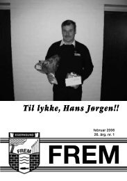 Frem nr. 1 2006 - Egernsund