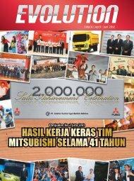 Evolution 6 - Krama Yudha Tiga Berlian Motors, PT.