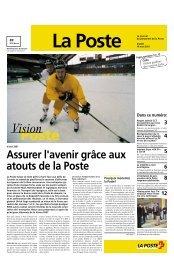 Colis - La Poste Suisse