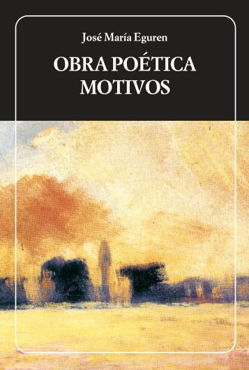 OBRA POÉTICA MOTIVOS - Biblioteca Virtual Universal