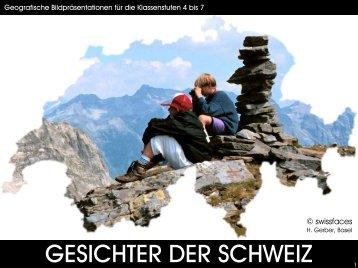 Waadtländer Jura - gesichter der schweiz