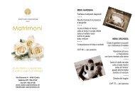 COMPONETE IL VOSTRO MENU - Hotel Cadro Panoramica Lugano